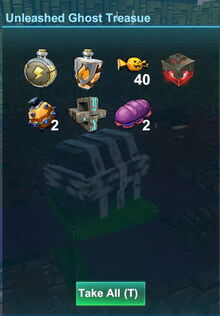 Creativerse idol event reward 2018-11-12 21-34-52-14 unleashed ghost treasure