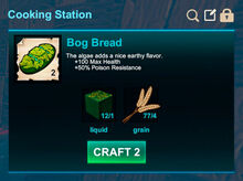 Cooking station-Bread-Bog bread-R50