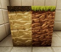 Dry dirt dirt comparison
