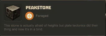 Creativerse Peakstone001