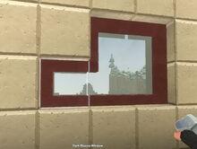 Creativerse windows Dark Stucco408