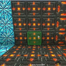 Creativerse Aztec Furnace Wall2003
