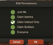 Creativerse R33 claim permissions001