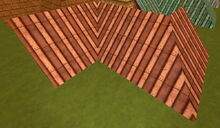 Creativerse R41,5 Roofs with inner and outer corners 54