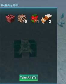 Creativerse red gift 2018-01-10 13-57-15-71 holiday gift