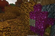 Creativerse corrupted autumnwood leaves 2019-05-03 17-41-30 0173 corrupt trees