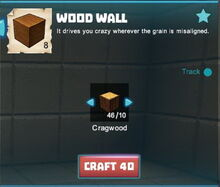 Creativerse Shift to craft 40