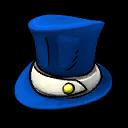 Top Hat Blue