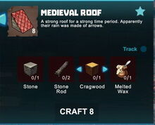 Creativerse crafting recipes roofs R41,5 191