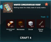 Creativerse crafting recipes roofs R41,5 06