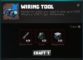 Creativerse crafting recipes R34 Tools 0089
