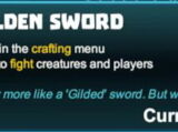 Golden Sword