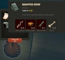 Creativerse Halloween finds048 Haunted Roofjpg