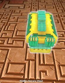 Creativerse X hidden temple chest1313