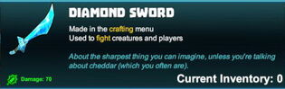 Creativerse diamond sword 2018-08-31 17-03-12-99