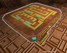 Creativerse X hidden temple table001