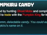 Pumpkiru Candy