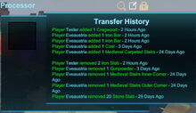 Creativerse Processor transfer history 2017-08-08 00-45-07-85