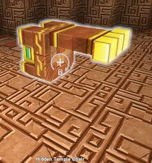 Creativerse X hidden temple chair005