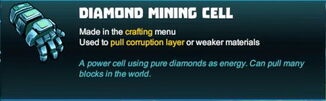 Creativerse diamond mining cell tooltip 2019-04-30 09-33-33-3265