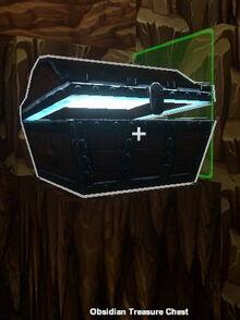 Creativerse Obsidian Treasure Chest1003