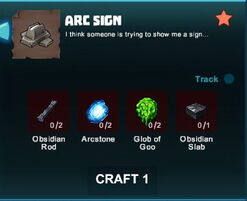 Arc Sign | Creativerse Wiki | FANDOM powered by Wikia
