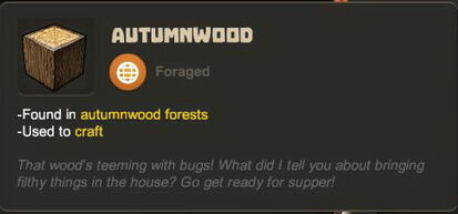 Creativerse R27 tooltips wood logs0704