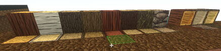 Creativerse Wood samples020