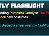 Ghostly Flashlight