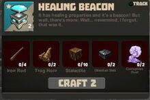 Creativerse Healing Beacon R25 55