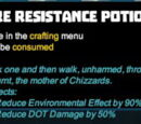 Fire Resistance Potion