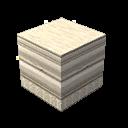 Pedistal Roman Limestone Grass