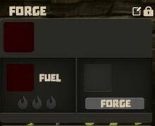 Creativerse forge R31