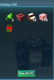 Creativerse stairs 2017-12-25 18-11-38-97 holiday gift