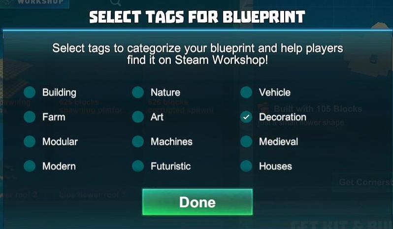Blueprint creativerse wiki fandom powered by wikia contents malvernweather Gallery