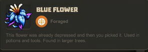 Creativerse Flower Blue