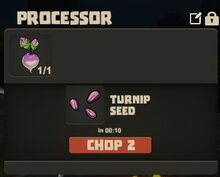 Creativerse Turnip to seeds002