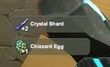 Creativerse Crystal shard05