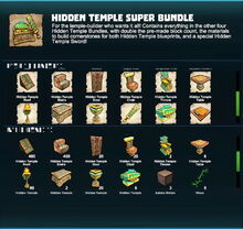 Creativerse hidden temple super bundle 2017-08-09 17-36-19-46
