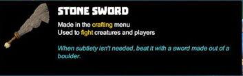 Creativerse sword tooltip 23
