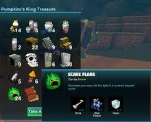 Creativerse Pumpkiru's King Treasure Scare Flare 2017-10-24 12-59-24-03