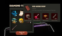 Creativerse Red Adobe Roof from Diamond Chest05