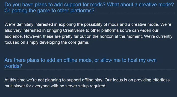 Creativerse Mods Modes Solo forum003