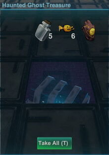 Creativerse haunted ghost treasure bugged but idol 2017-11-02 12-19-22-66 event