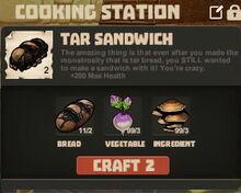 Creativerse cooking Tar Sandwich002