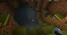 Creativerse cave forest deep177