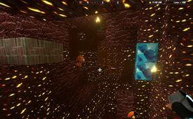 Creativerse lava layer hotfoot chest diamond tourmaline440