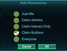 Creativerse permission settings claim 2019-01-04 05-15-56-00