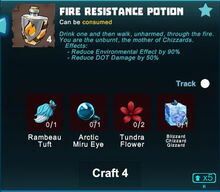 Creativerse fire resistance potion crafting 2019-06-15 14-22-45-54