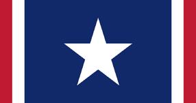 American commonwealth flag
